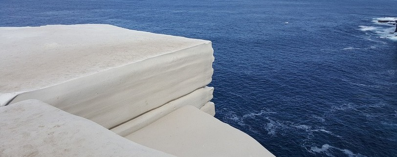 Wedding Cake Rock in the Royal National Park in Sydney