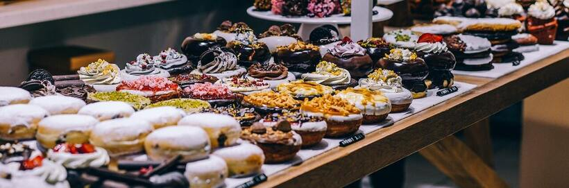 Delicious pastries and sweet treats to eat on the Northern Rivers